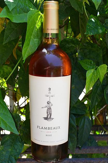 Flambeaux Rosé