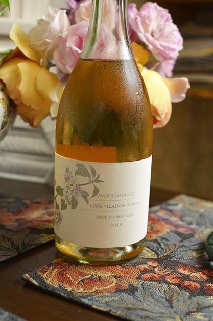 Long Meadow Ranch Rose of Pinot Noir