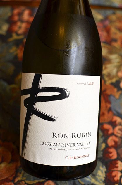 Ron Rubin Winery Russian River Valley Chardonnay