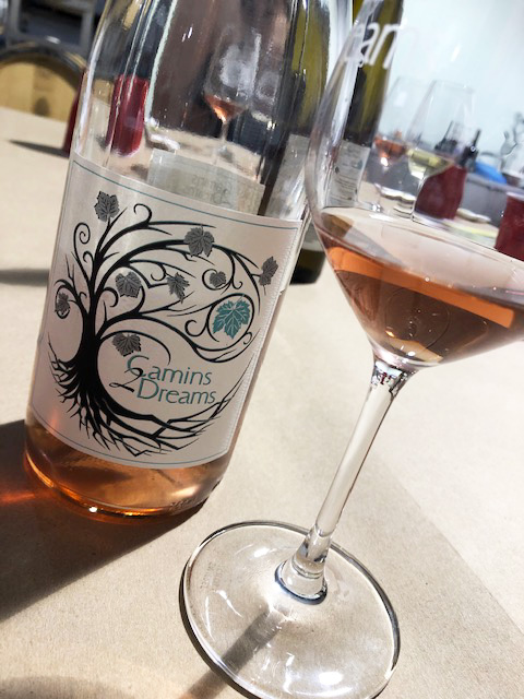 Camins 2 Dream Rosé of Syrah