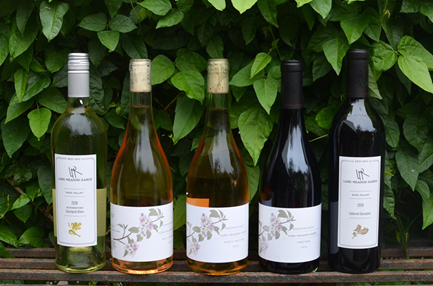 Long Meadow Ranch Wines