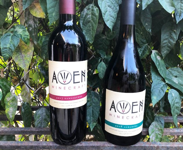 Awen Winecraft Boutique Winery Rogue Valley
