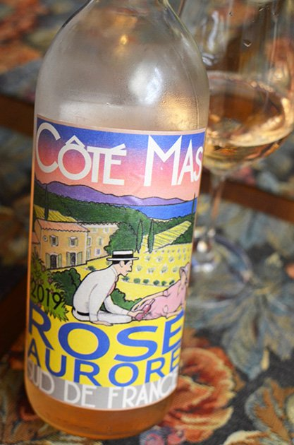 Côte Mas Rosé Aurore