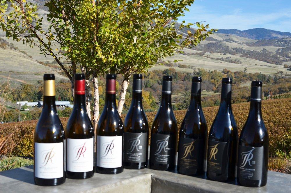 Irvine & Roberts Wines