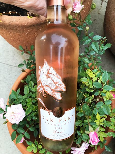 Oak Farm Vineyards Rose