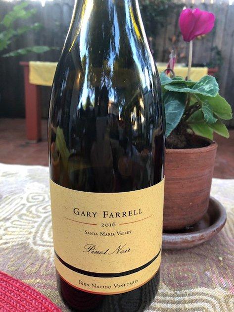 Gary Farrell Pinot Noir Bien Nacido Vineyard