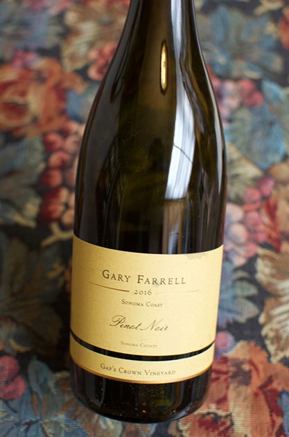 Gary Farrell Pinot Noir Gaps Crown Vineyard
