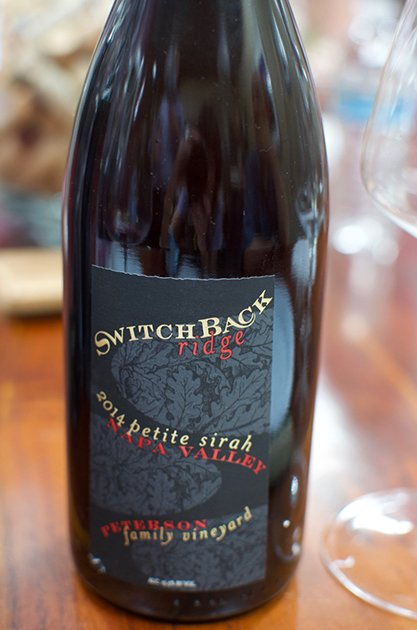 Switchback Ridge Petite Sirah