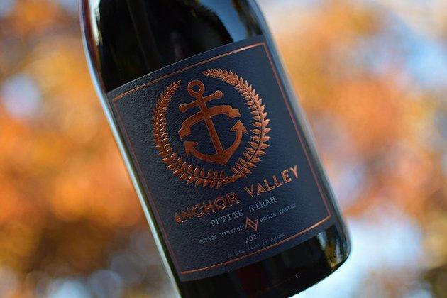 Anchor Valley Wine Petite Sirah