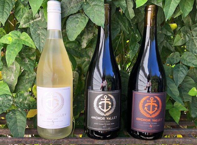 Anchor Valley Wine