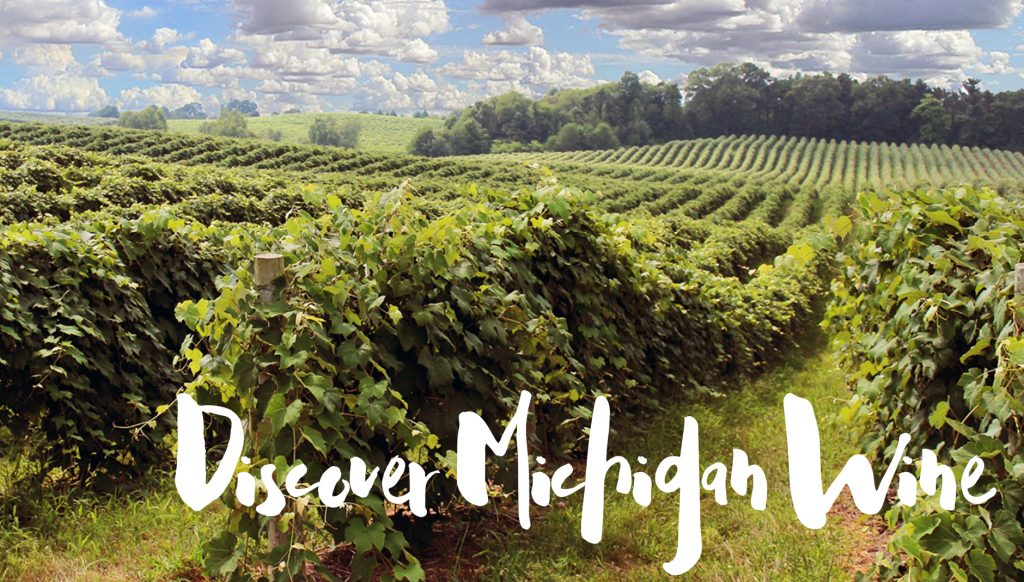 Discover Michigan Wine