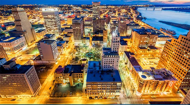 Virtual Travel Memphis
