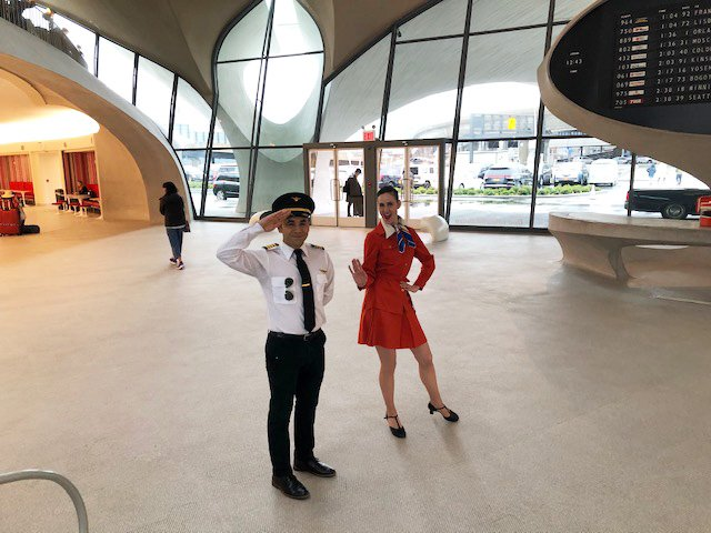 Welcome to the TWA Hotel