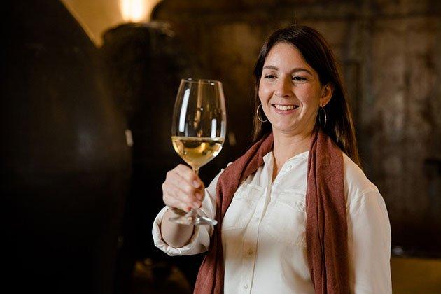 Primus Winemaker Sofia Araya (c) Viñedos Veramonte