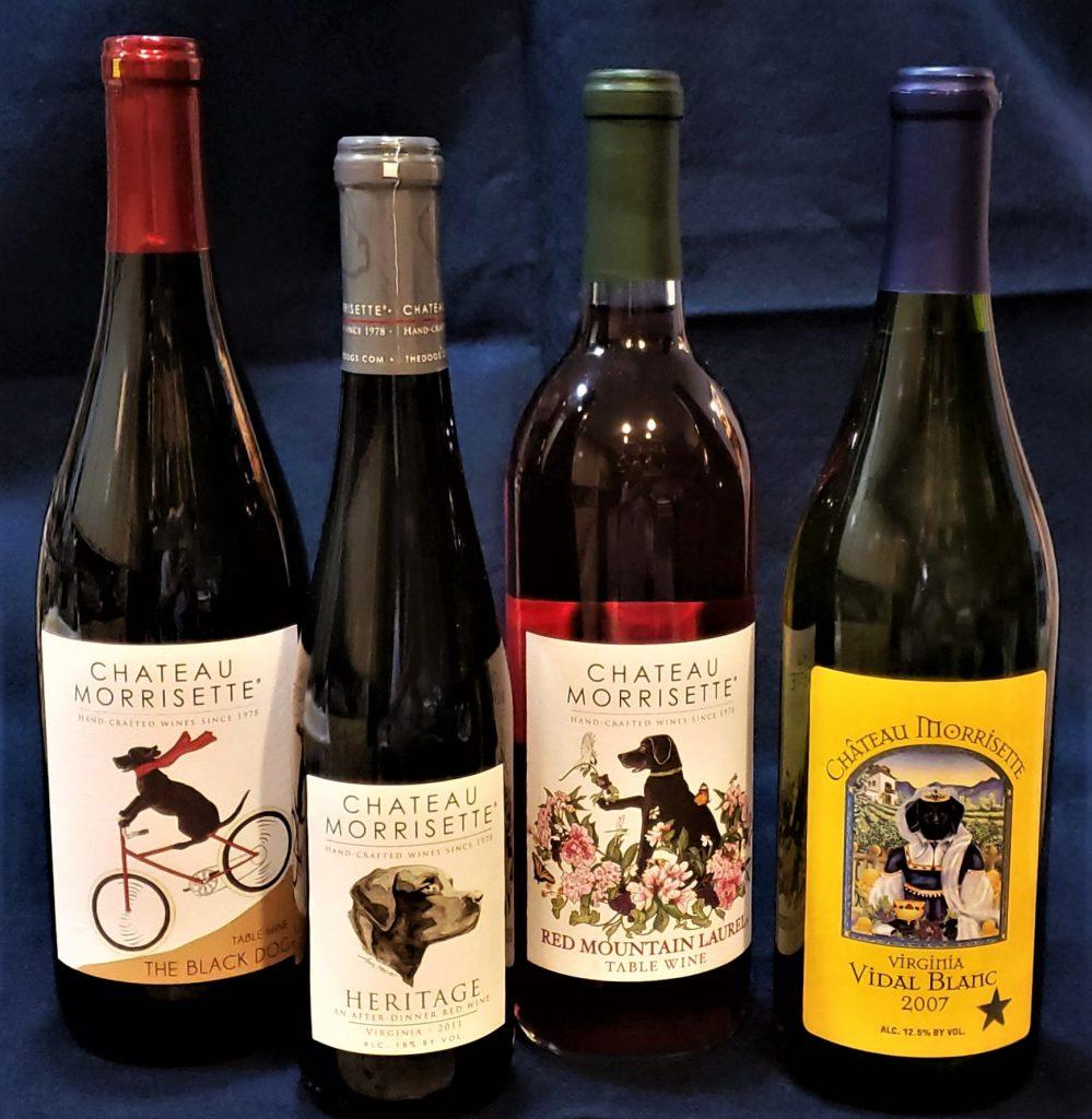Chateau Morrisette Wine