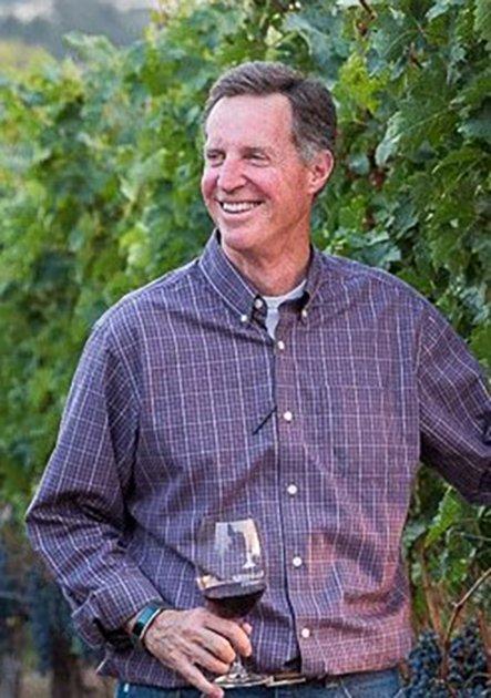 Scott Steingraber owner and winemaker Kriselle Cellars