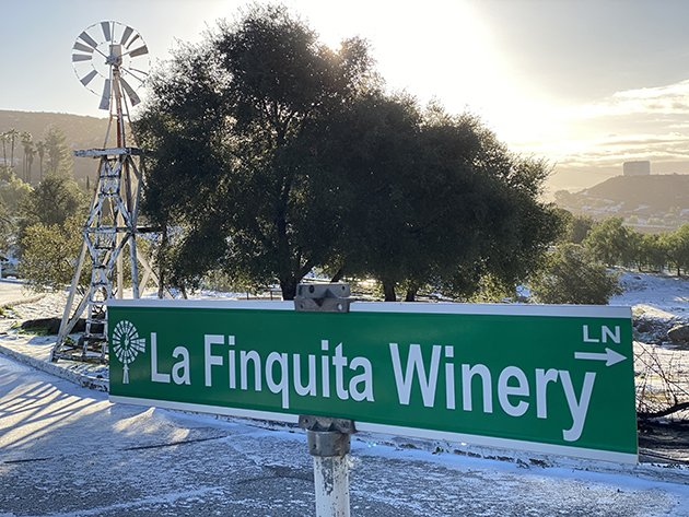 Craft Wine Association Winery La Finquita