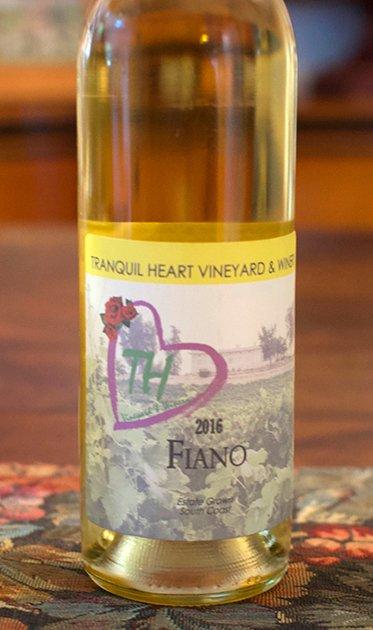 Tranquil Heart Fiano